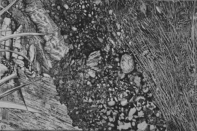 Elsewhere world fragment No. 69