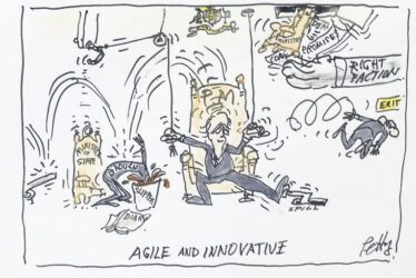 Agile and innovative