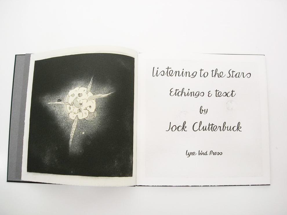 JOCK CLUTTERBUCK – Listening to the stars