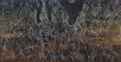 Grassland Glyphs – Three Trees