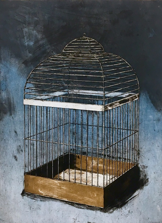 Untitled (cage 2)