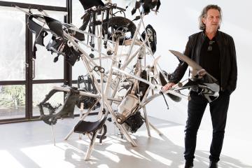 Richard Goodwin 'Navigator' at Penrith Regional Gallery