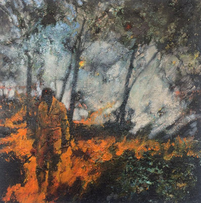 Savannah burning #7