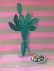 Cactus and Prickly Pear