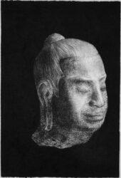 Buddha head #1