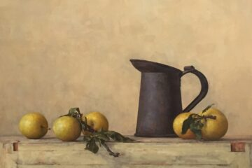 Still Life Oil Painting Workshop with Andrea J. Smith