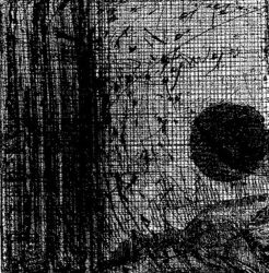 Elsewhere world fragment No. 87 (2nd State)