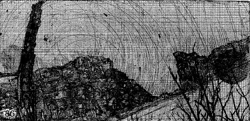 Elsewhere world fragment No. 86 (2nd State)