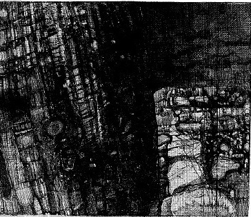 Elsewhere world fragment No. 28 (3rd State)