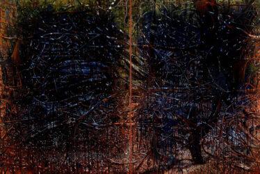 Toward light/Aboriginal landscape – Big  Punchbowl