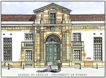 School of Physics – University of Sydney