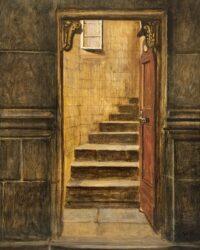 Stairs Duomo Florence