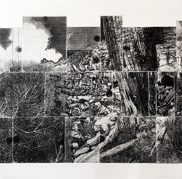 Elsewhere world (Final consolidated B) red ink/black ink