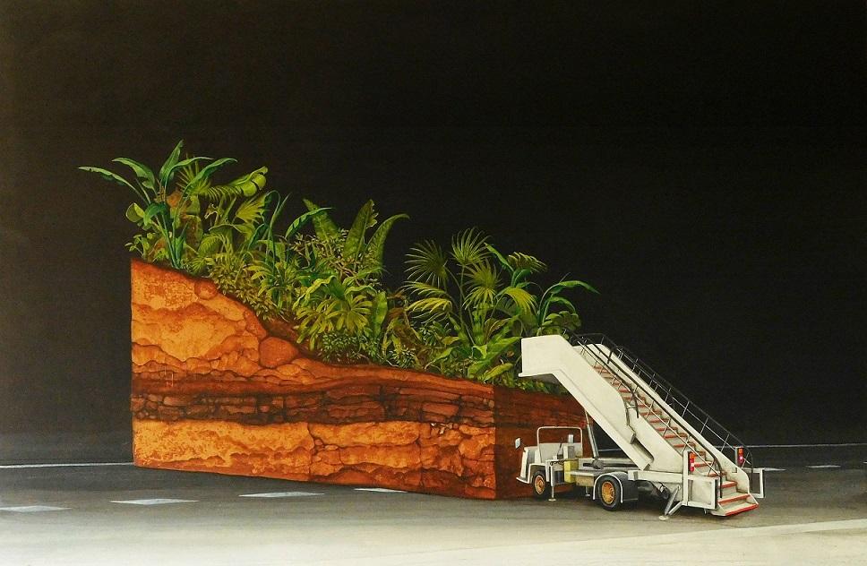 Flight SQ218 to Thailand