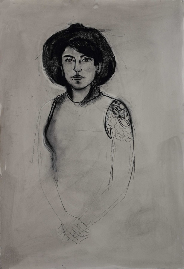 Portrait of Seyhan Camgoz