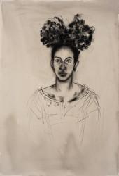 Portrait of Karen Bravo Garcia II