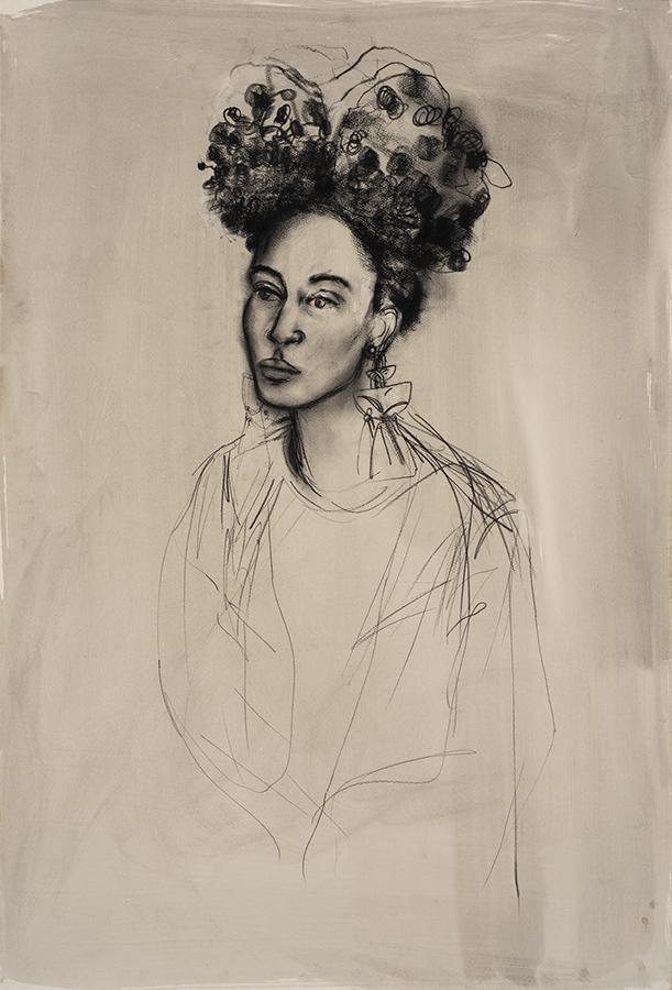 Portrait of Karen Bravo Garcia