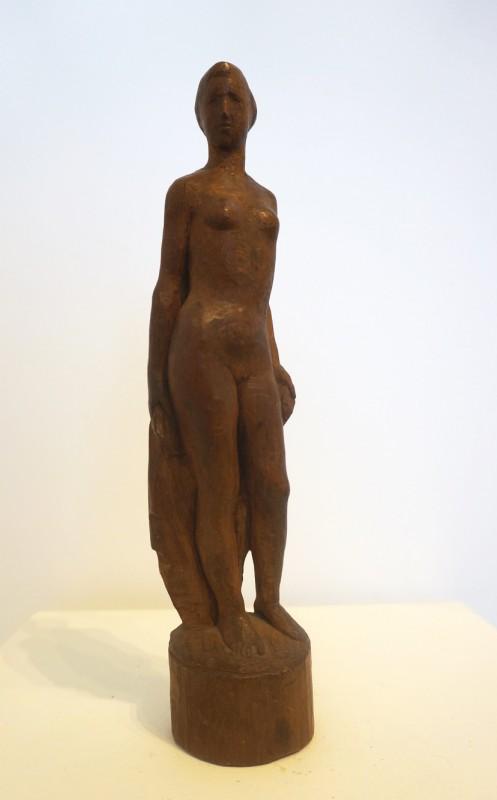 Undressing figure