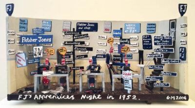 Apprentice's night 1952