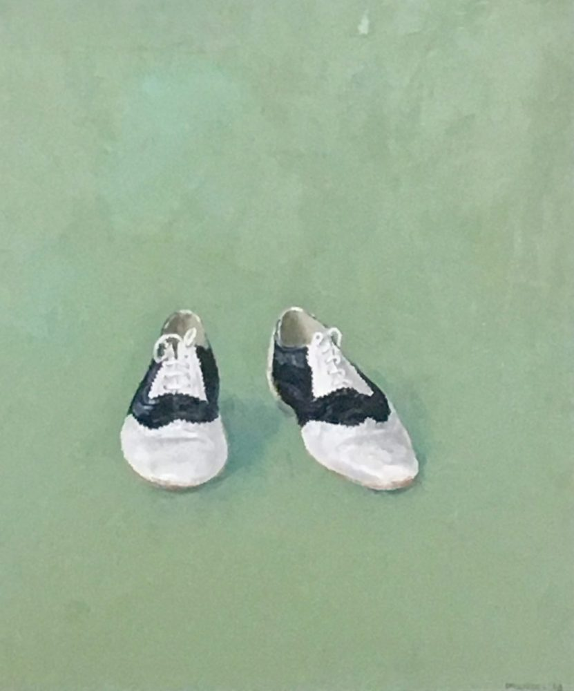 Simple things – 2 tone shoes