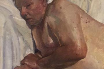 Peter Wegner – 2018 Black Swan Art Prize Highly Commended Award