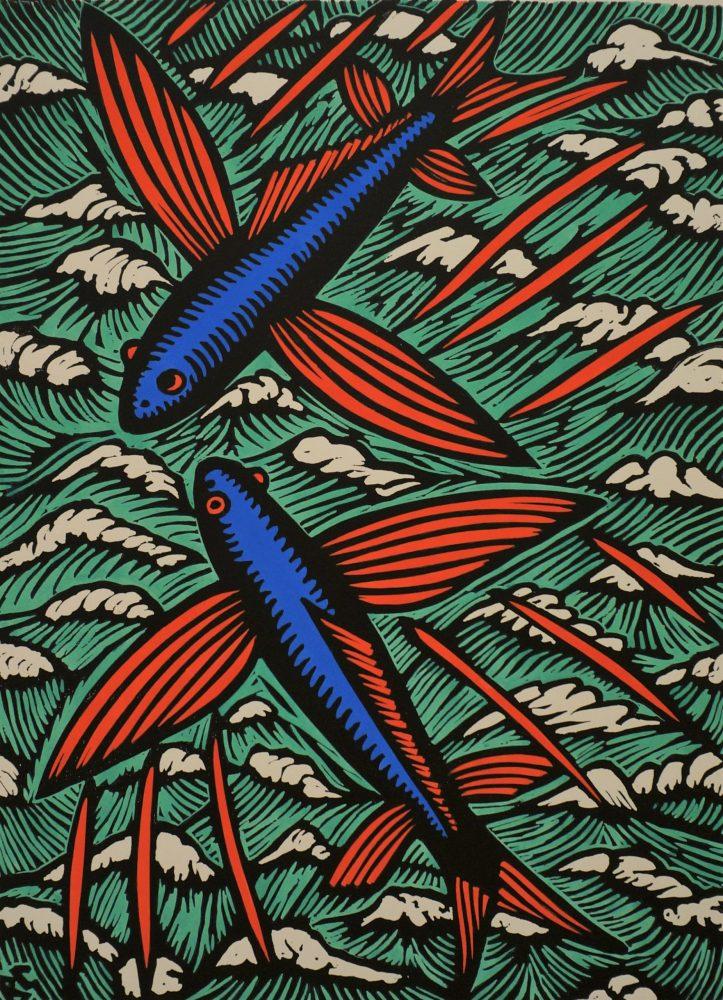 Flying fish II