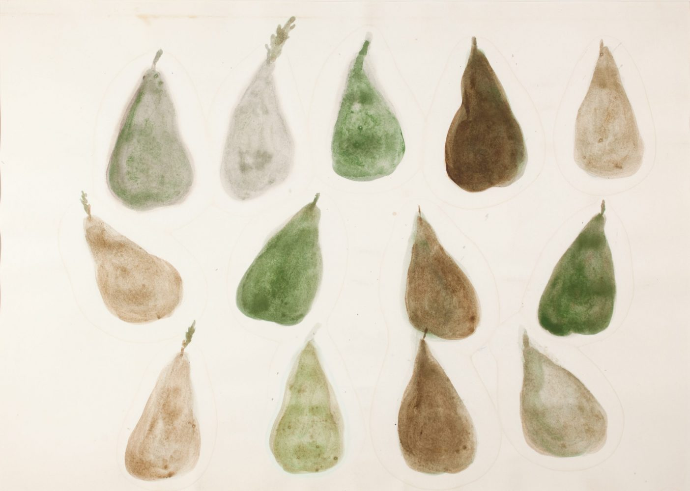 Untitled (pears) c.