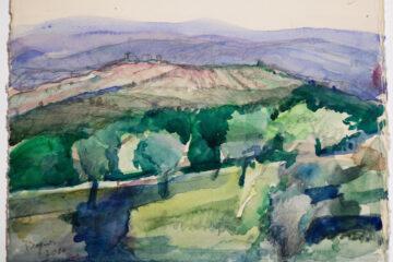 Peter Wegner – Imagine Artist Retreat, Tuscany