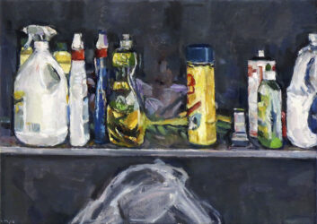 Study for Factory cabinet