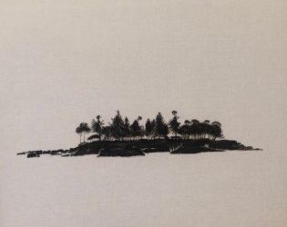 Shark Island, study 1