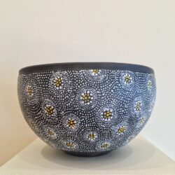 Bowl with cosmic energy