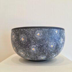 Bowl with cosmic energy II