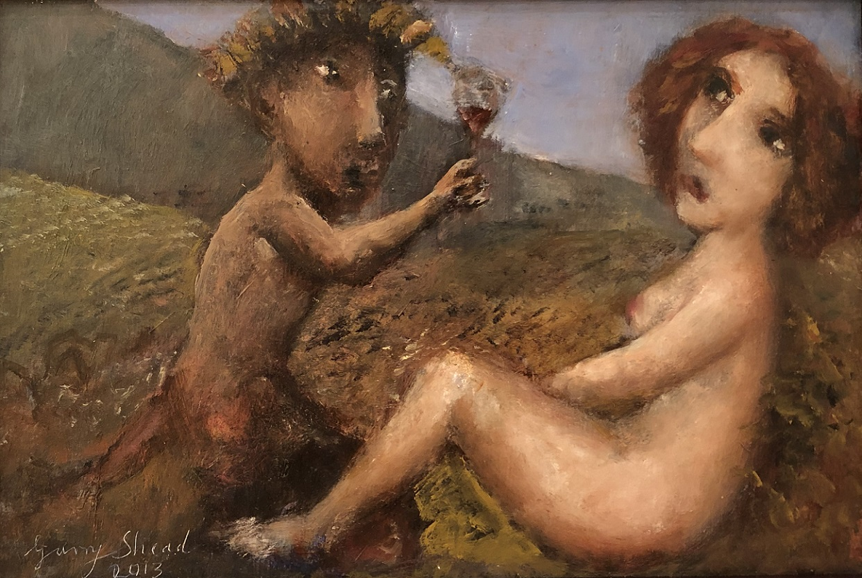 Dionysus and Naiad