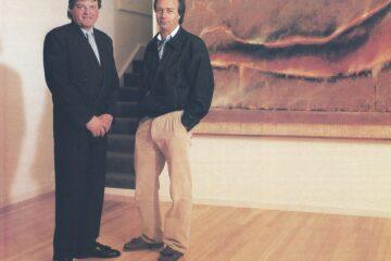 30th Anniversary of Australian Galleries in Sydney