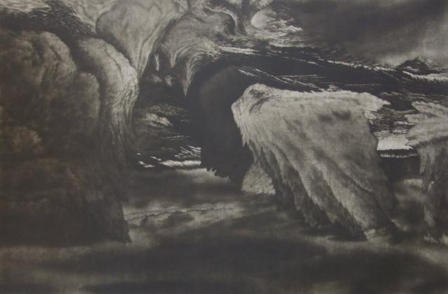 Storm over Eucumbene