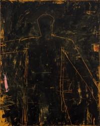 Evening figure II
