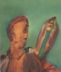Figure and landscape c.