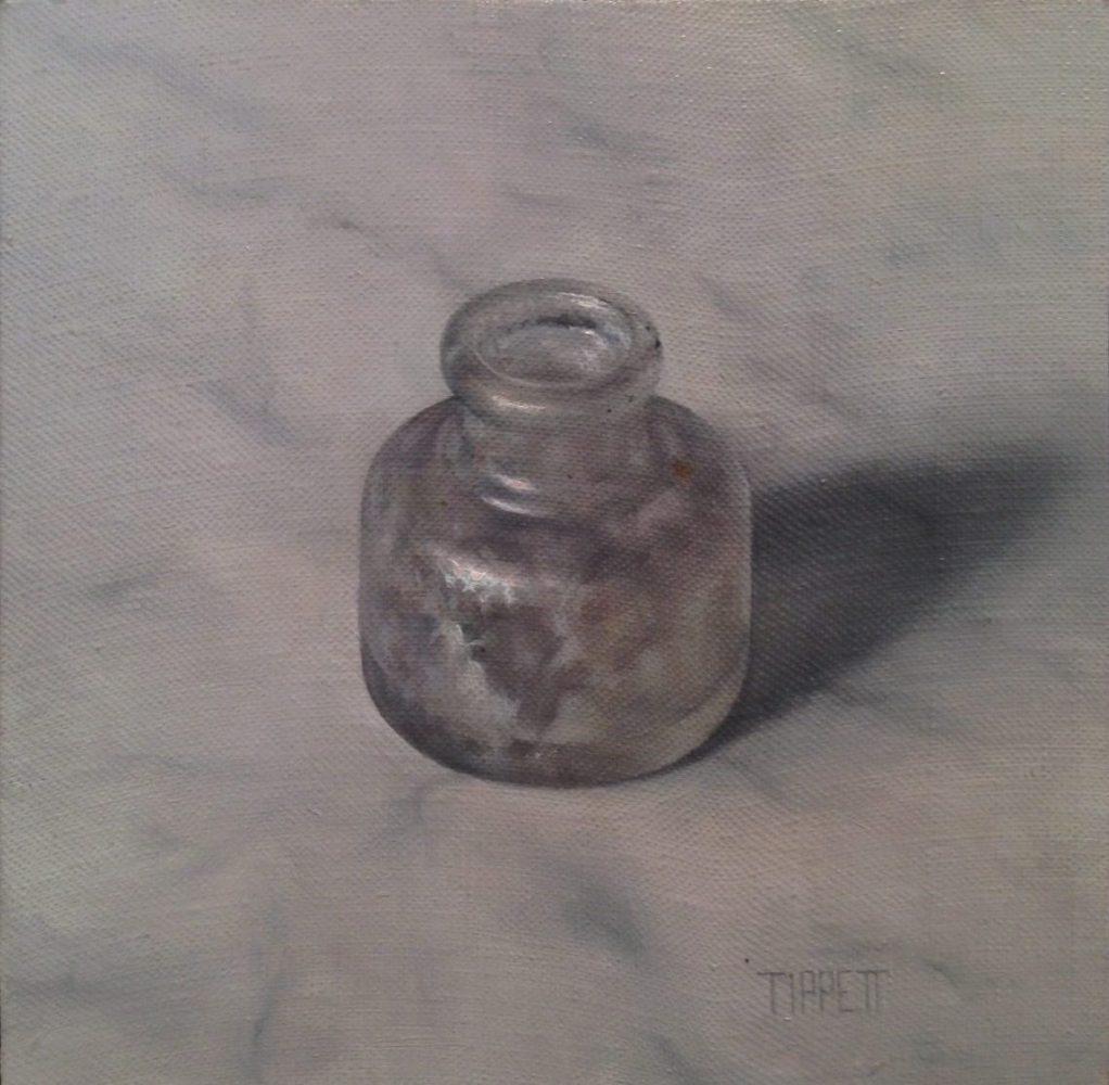 Old ink pot II