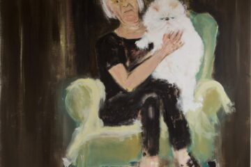 Rodney Pople – Finalist in the Doug Moran National Portrait Prize