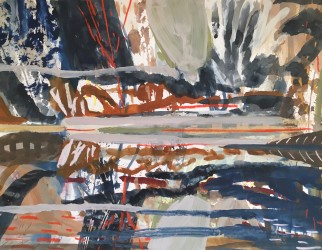 Dry Landscape II