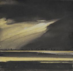 Light over the lake