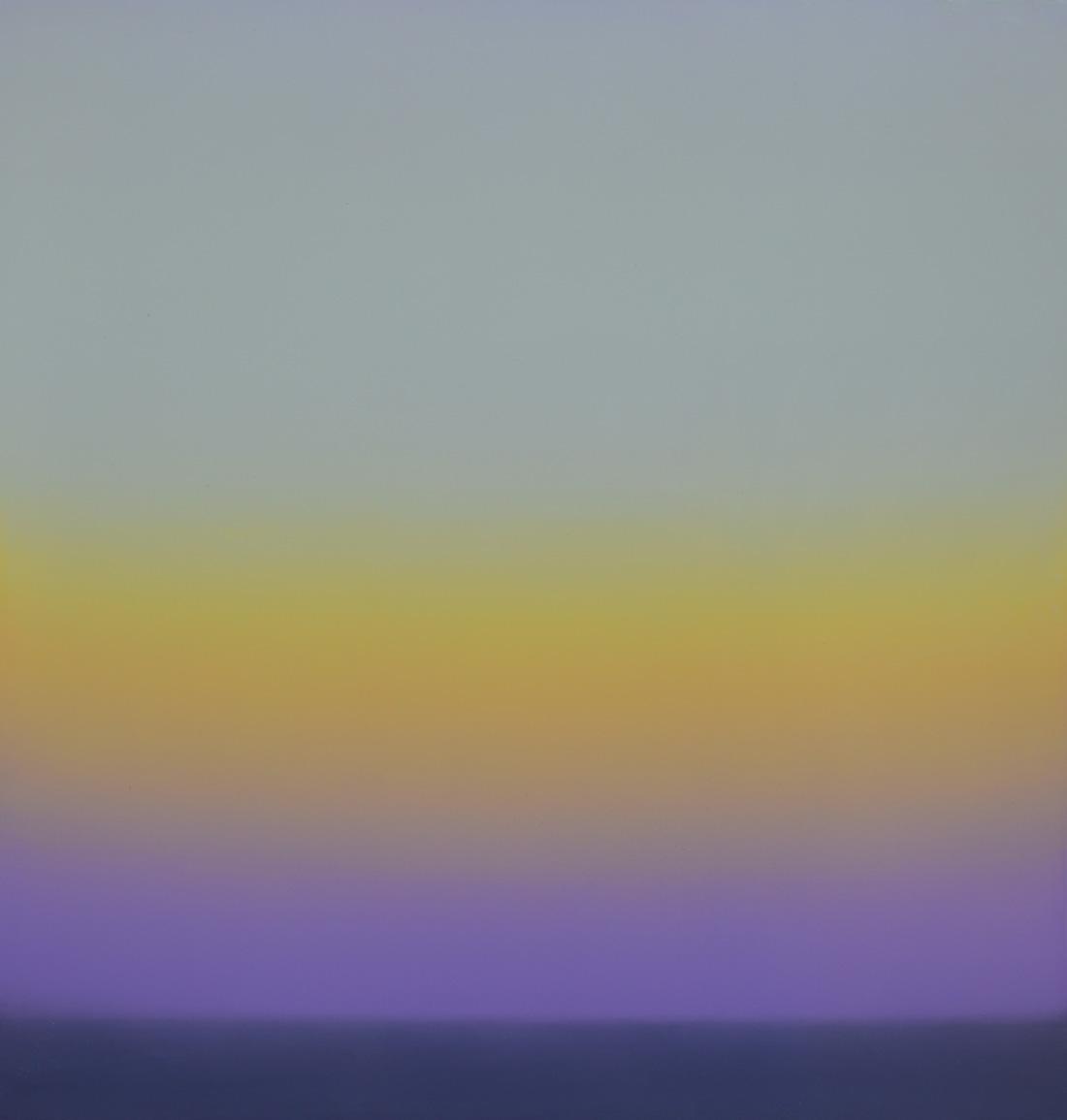 Luminous light on the sea II