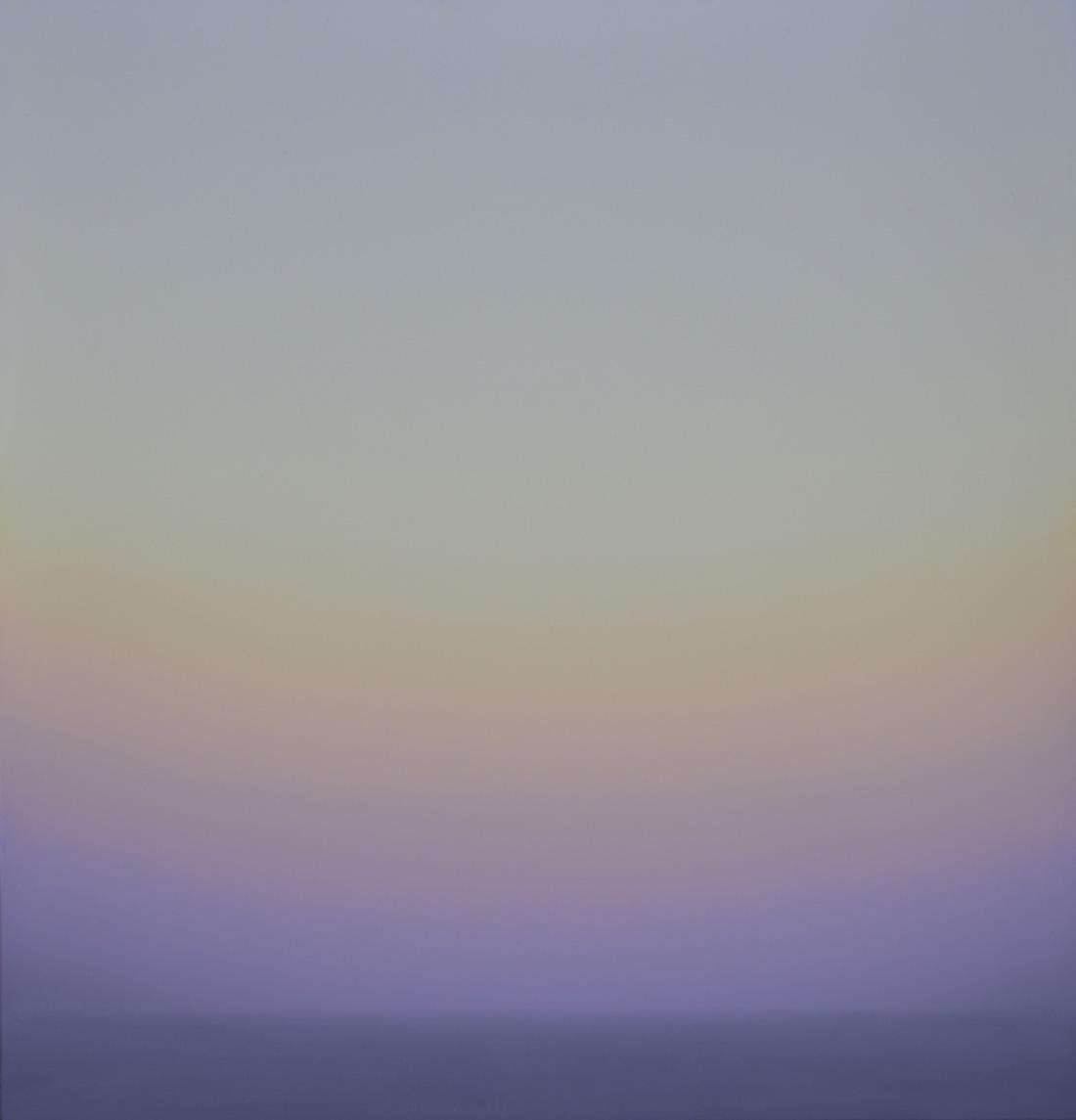 Luminous light on the sea VI