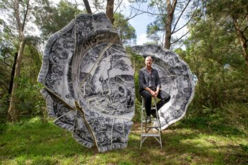 Robert Hague: Winner of the Montalto Sculpture Prize 2020