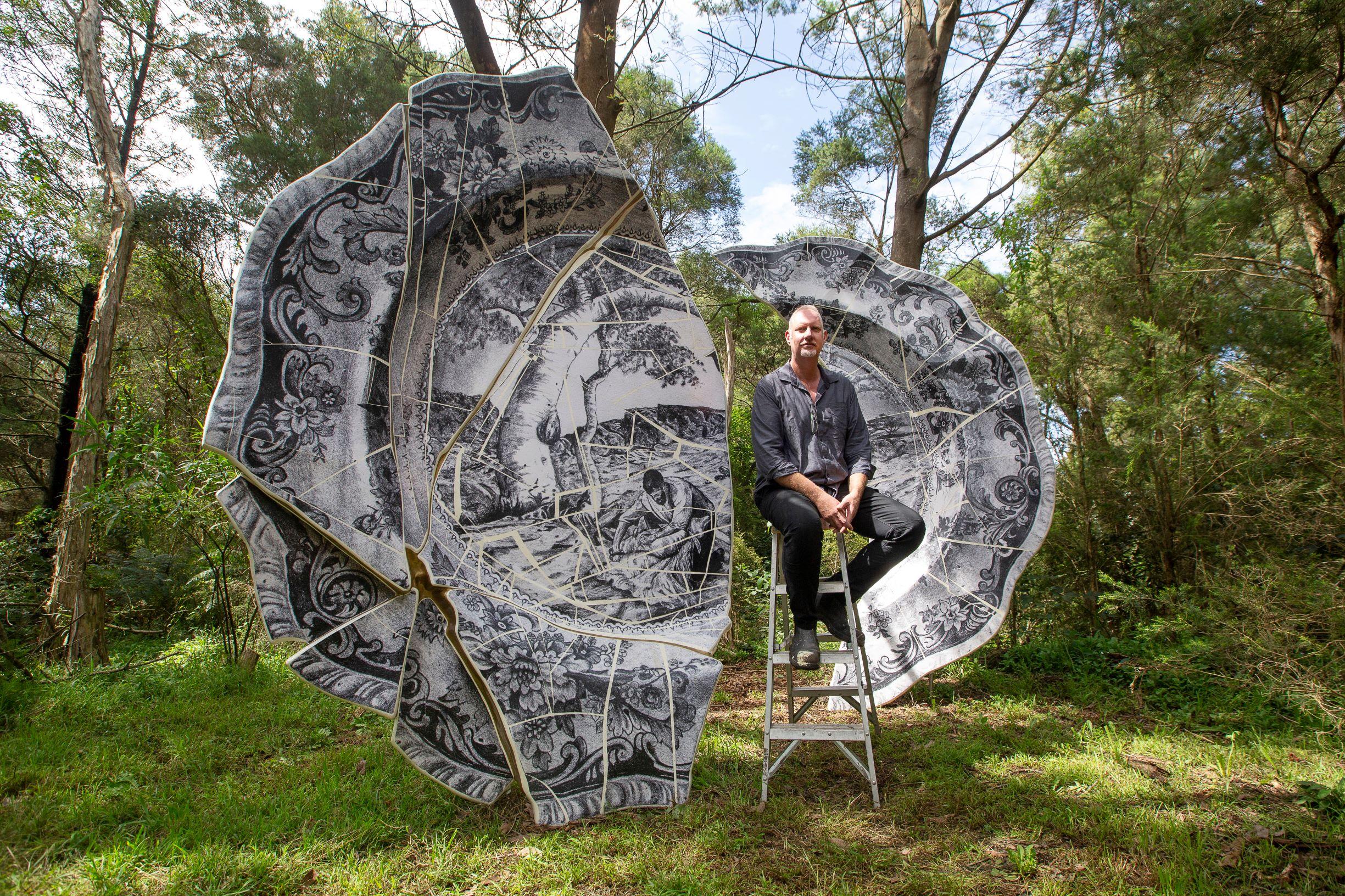 Robert Hague: Winner of the Montalto Sculpture Prize 2020