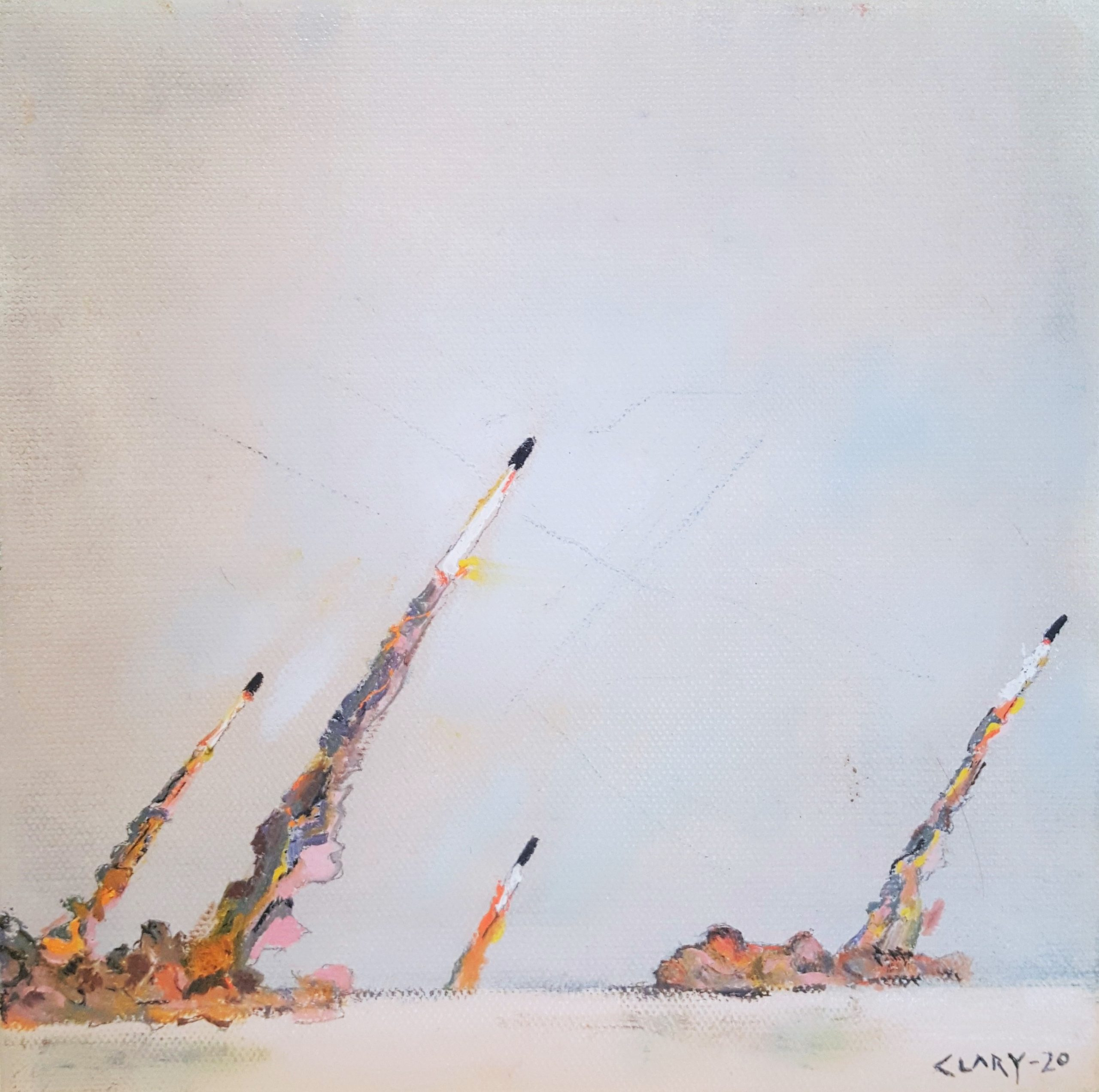 Exocet missiles
