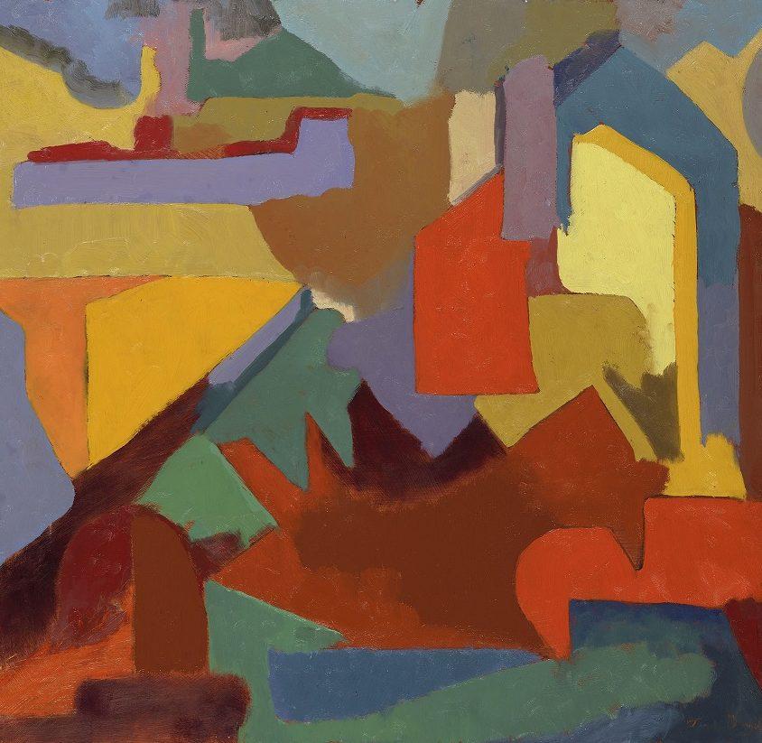 Riverbank abstraction