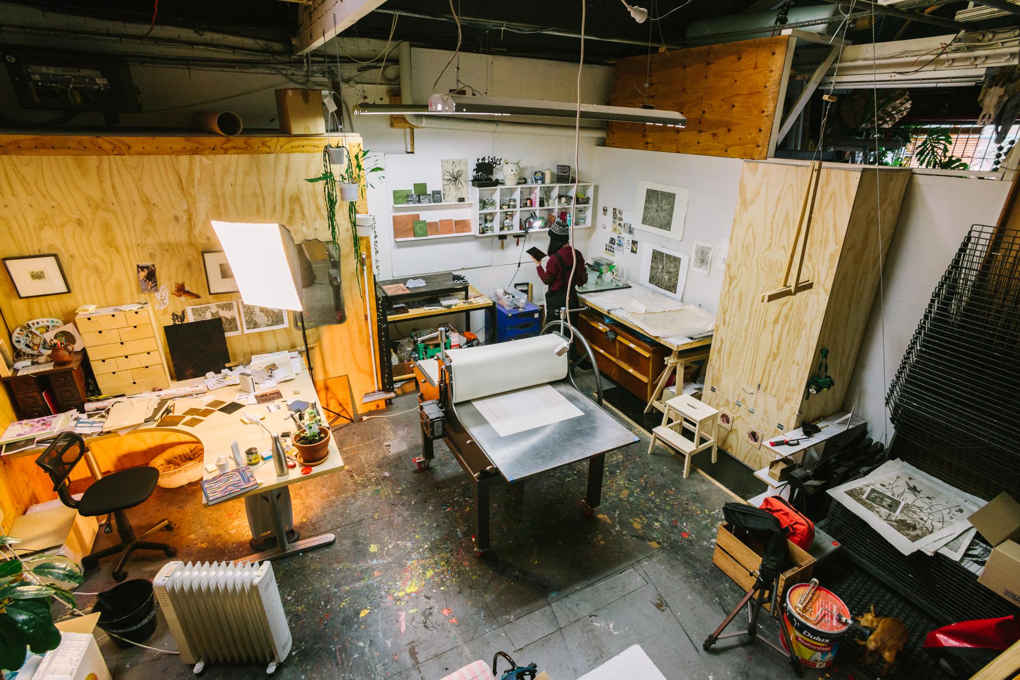 Kyoko Imazu – Artist Feature