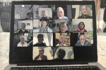 Rick Matear – Finalist in the Lethbridge Small Scale Art Award