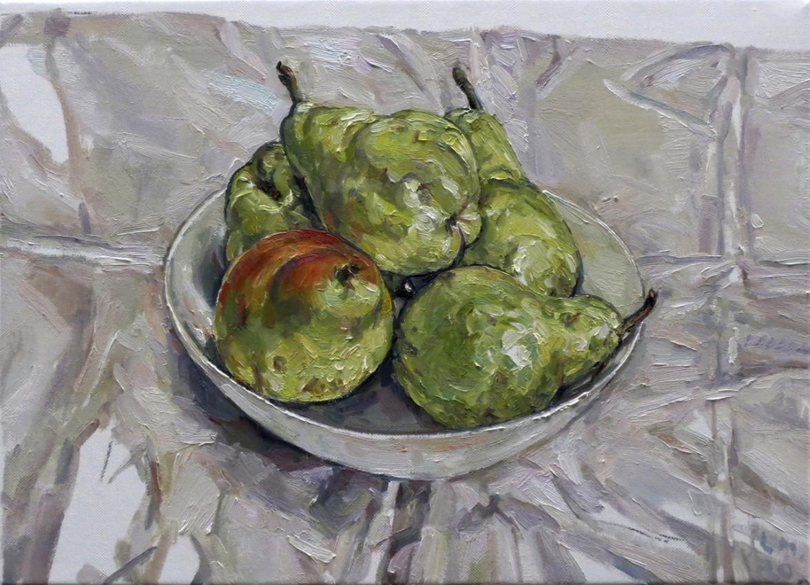 Green pears II